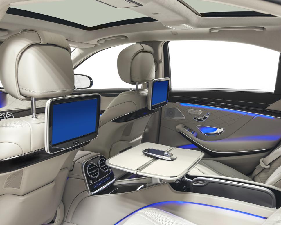 Car TVs