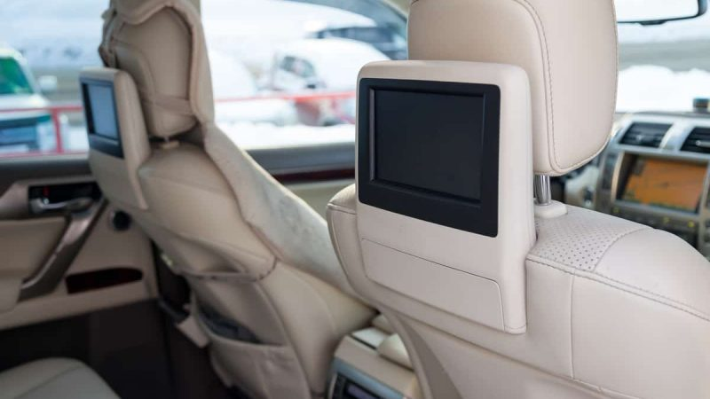Video Screens For Cars